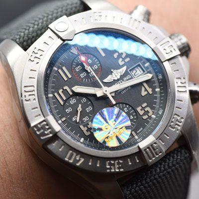 【独家视频评测GF厂复刻百年灵手表】百年灵复仇者系列E1338310|M534|253S|E20DSA.2腕表