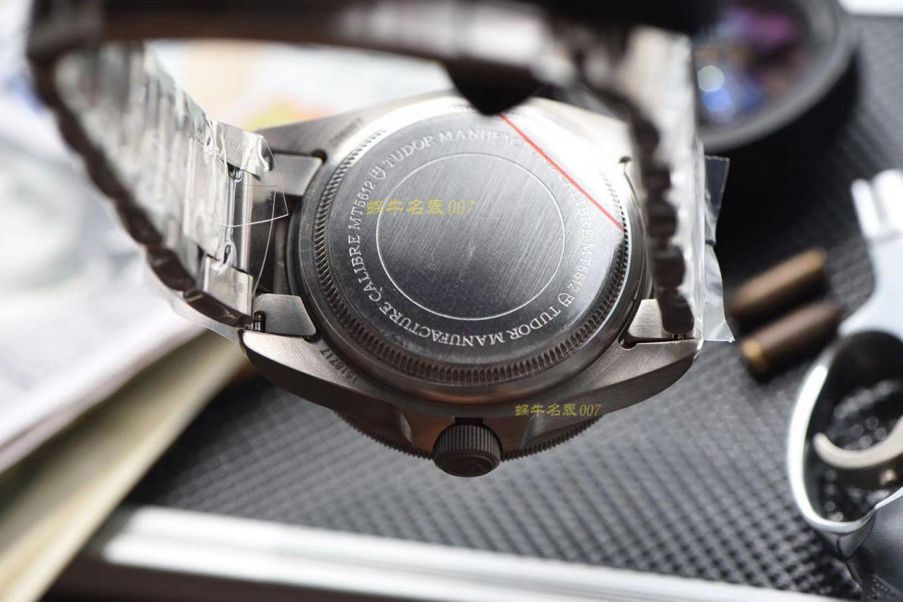 【独家视频测评】XF厂1:1超A高仿手表帝舵PELAGOS 25600TB蓝钛土豆蓝战斧