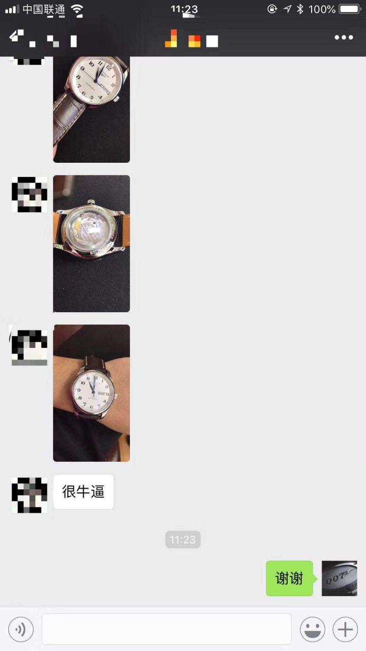 【视频评测台湾厂KZ出品顶级1:1复刻高仿手表】浪琴名匠双历系列L2.755.4.78.6腕表
