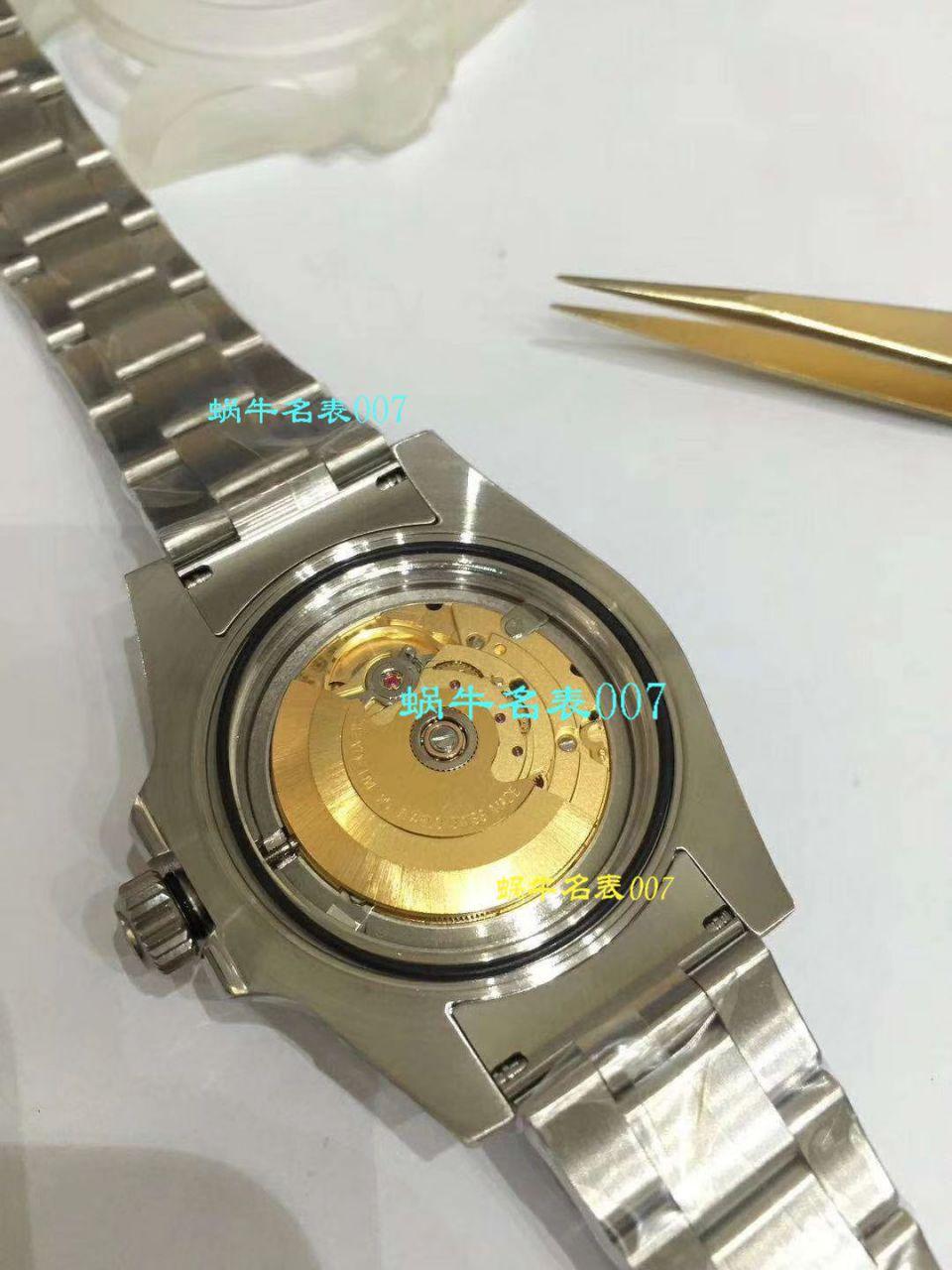 【NOOB厂V9版本一比一超A复刻手表】劳力士潜航者型系列116610LV-97200 绿盘腕表【劳力士绿水鬼】、劳力士潜航者型系列116610LN-97200 黑盘腕表(黑水鬼) / R295