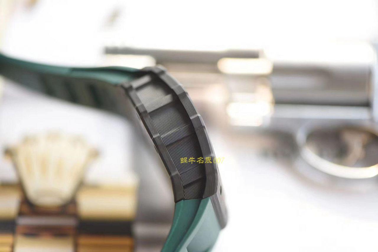 Richard Mille 理查德米勒男士系列RM 35-01,RM 35-02新配色绿带款(KV出品)