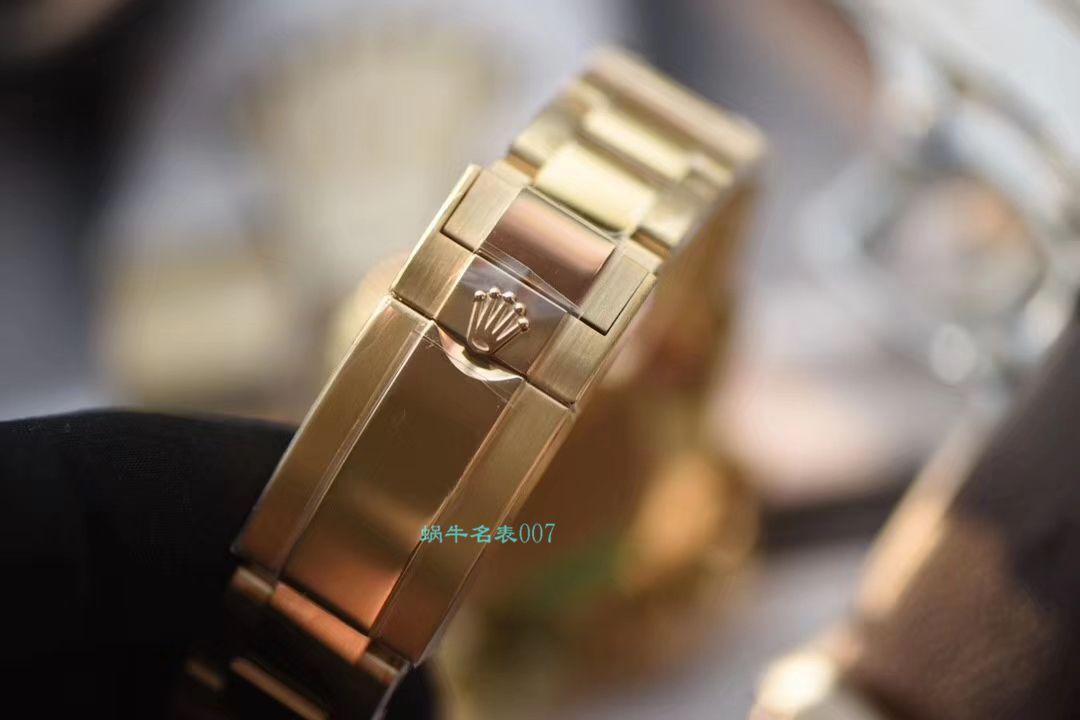 【AR厂Rolex复刻手表】劳力士宇宙计型迪通拿系列116508绿盘男士机械腕表
