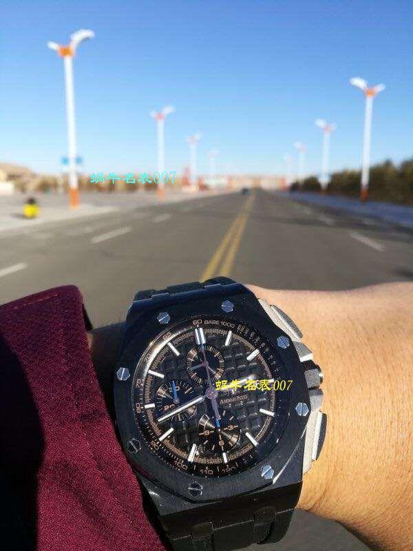 【JF厂一比一超A高仿手表】爱彼皇家橡树离岸型系列26405CE.OO.A002CA.02腕表 / AP125