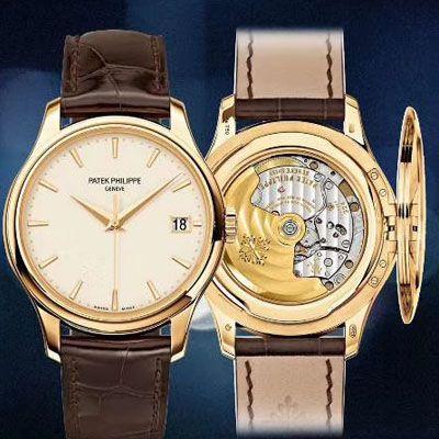【ZF厂复刻手表】百达翡丽古典表系列5227J-001腕表