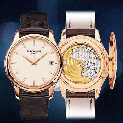 【ZF厂PATEK PHILIPPE复刻手表】百达翡丽古典表系列5227R-001腕表