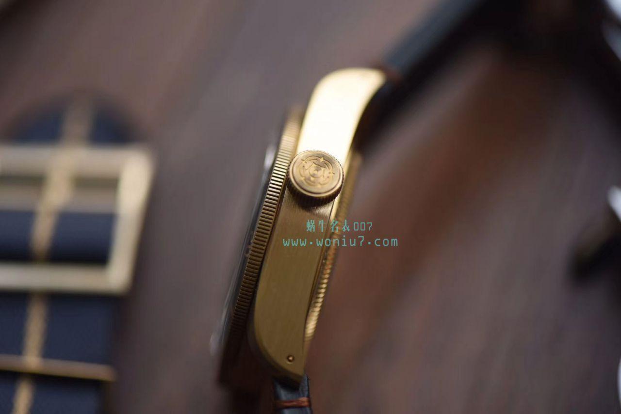 【视频评测XF厂Tudor复刻表蓝铜花升级版】帝舵启承系列宝齐莱蓝色特别版腕表(蓝铜花)