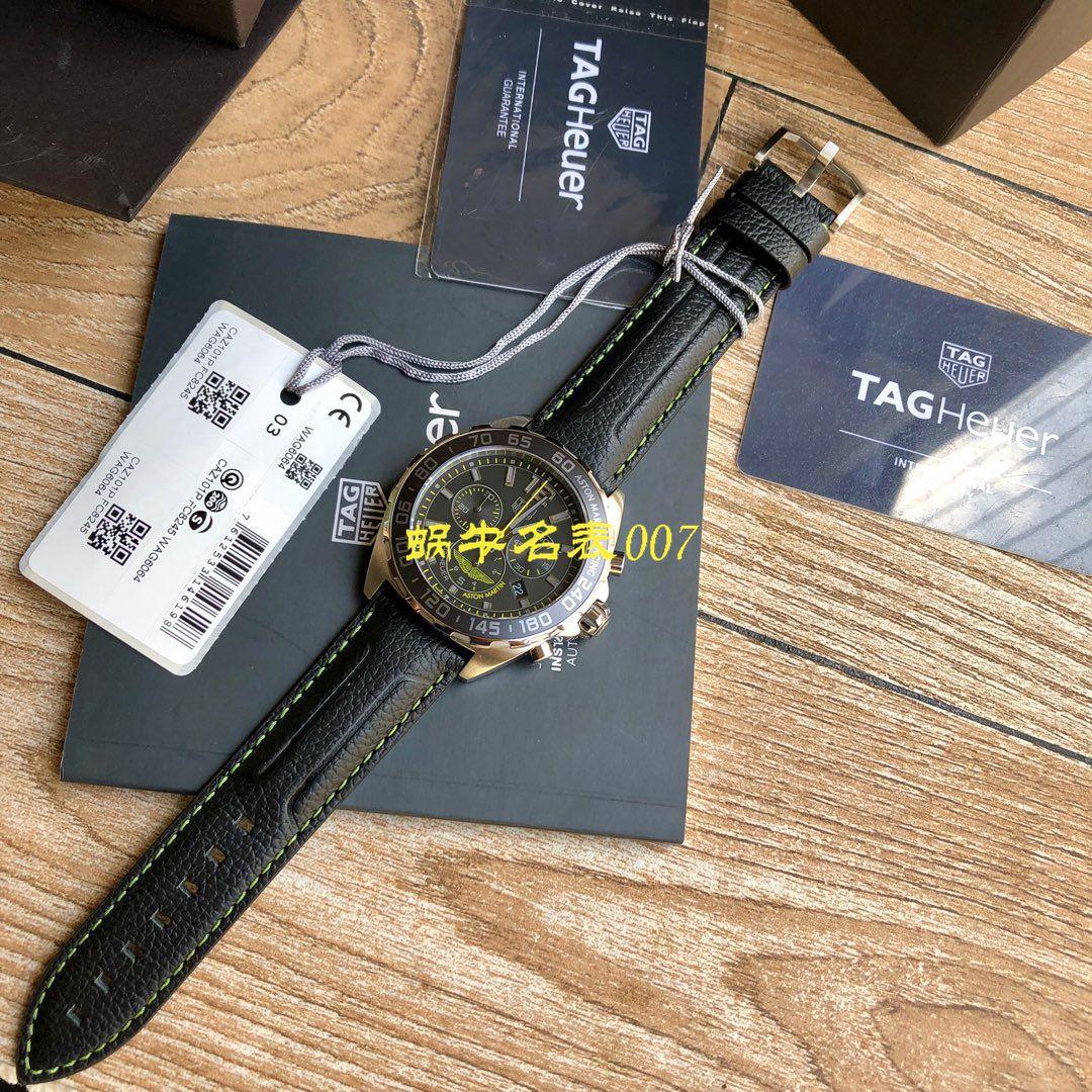 【渠道原单Tagheuer石英计时表】泰格豪雅竞潜系列CAY111B.BA0927,CAY111A.BA0927腕表 / TG077