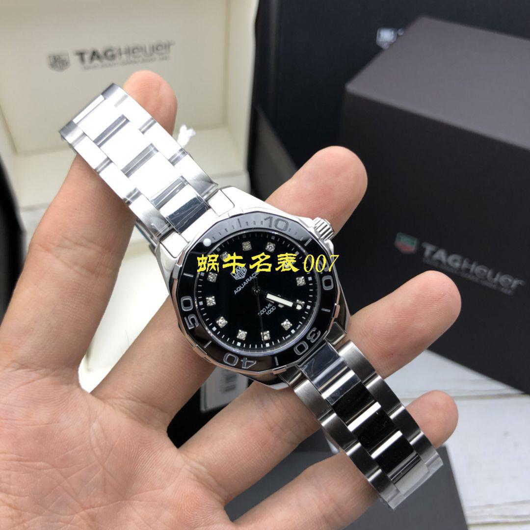 【渠道原单真钻女表】泰格豪雅竞潜系列WAY131L.BA0748,WAY131M.BA0748腕表 / TG078