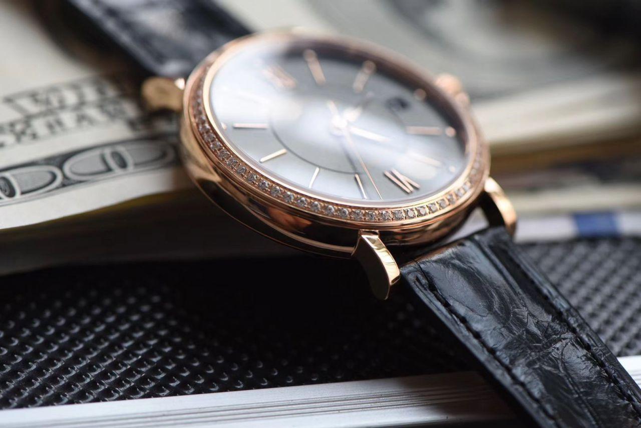 【视频评测M+厂复刻手表】IWC万国表柏涛菲诺系列IW458108女士腕表
