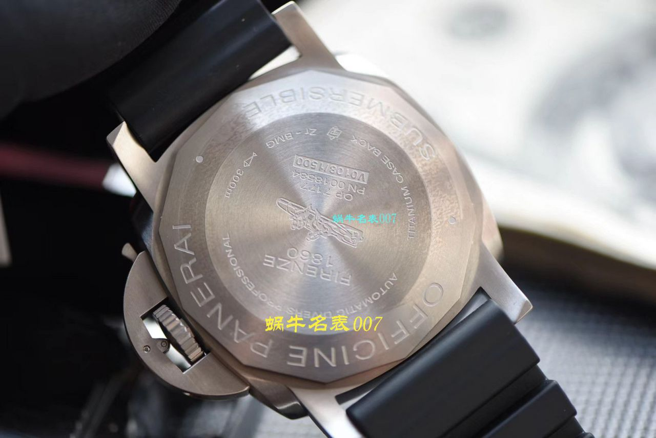 【VS厂Panerai复刻表】沛纳海SUBMERSIBLE 潜行系列PAM00799腕表