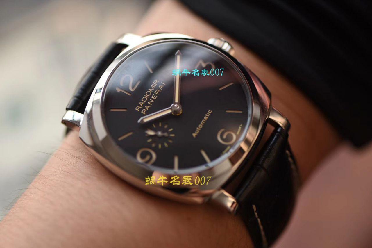 【V9厂Panerai珍珠陀复刻手表】沛纳海RADIOMIR系列PAM00572腕表