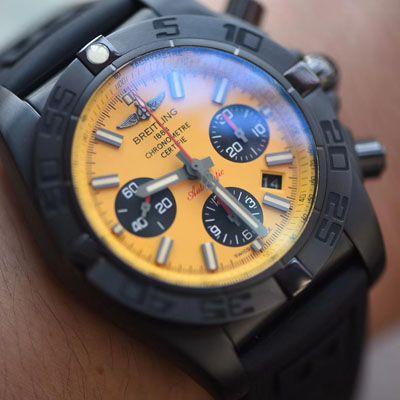 【GF厂Breitling大黄蜂复刻手表】百年灵机械计时系列MB0111C3|I531|262S|M20DSA.2腕表