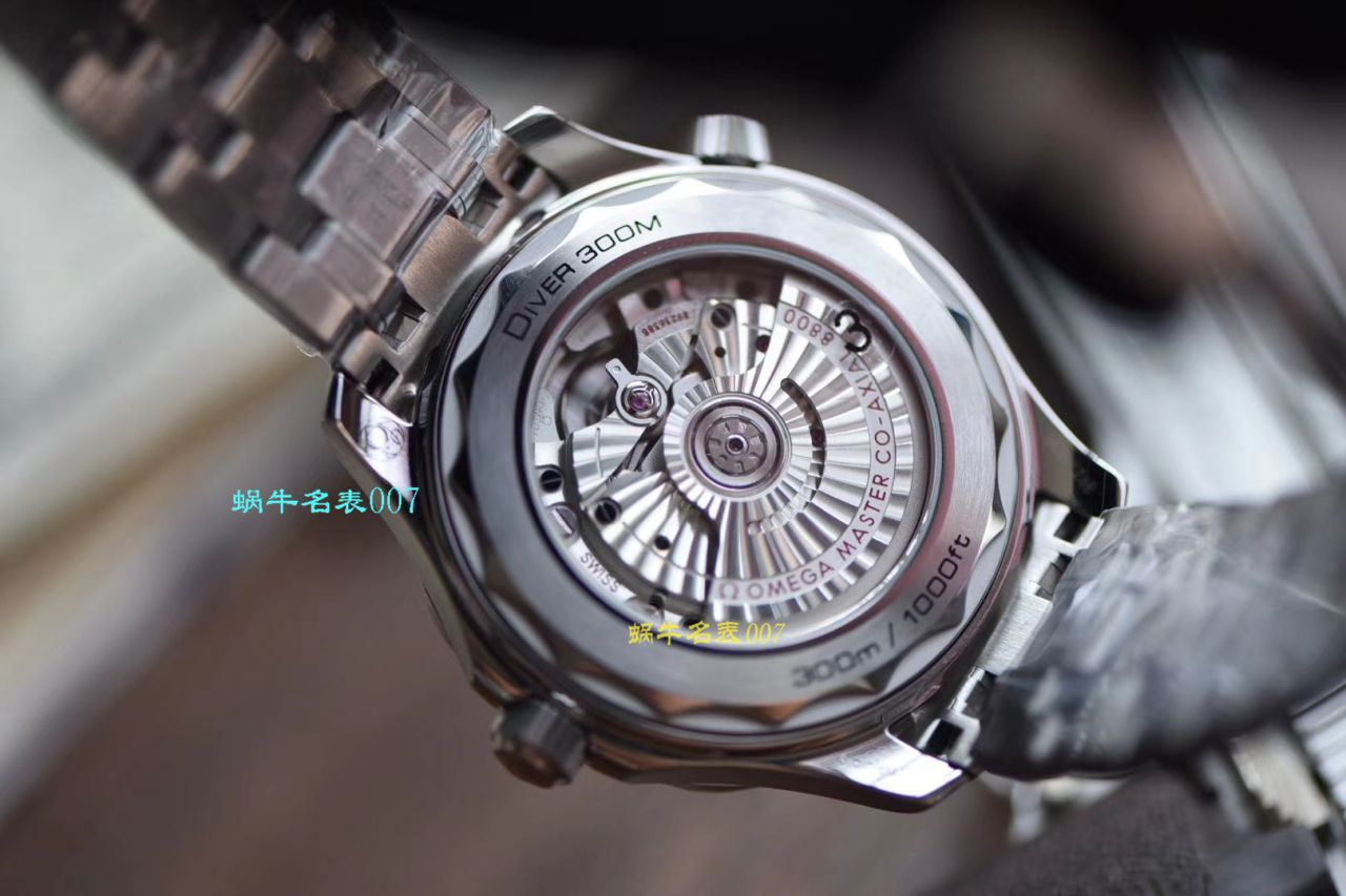 【VS厂顶级复刻仿表】欧米茄海马系列210.30.42.20.04.001腕表