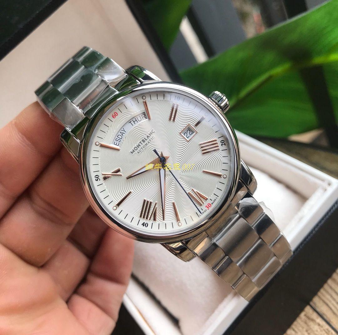 【渠道原单MONTBLANC】万宝龙4810系列U0115937、U0115936腕表
