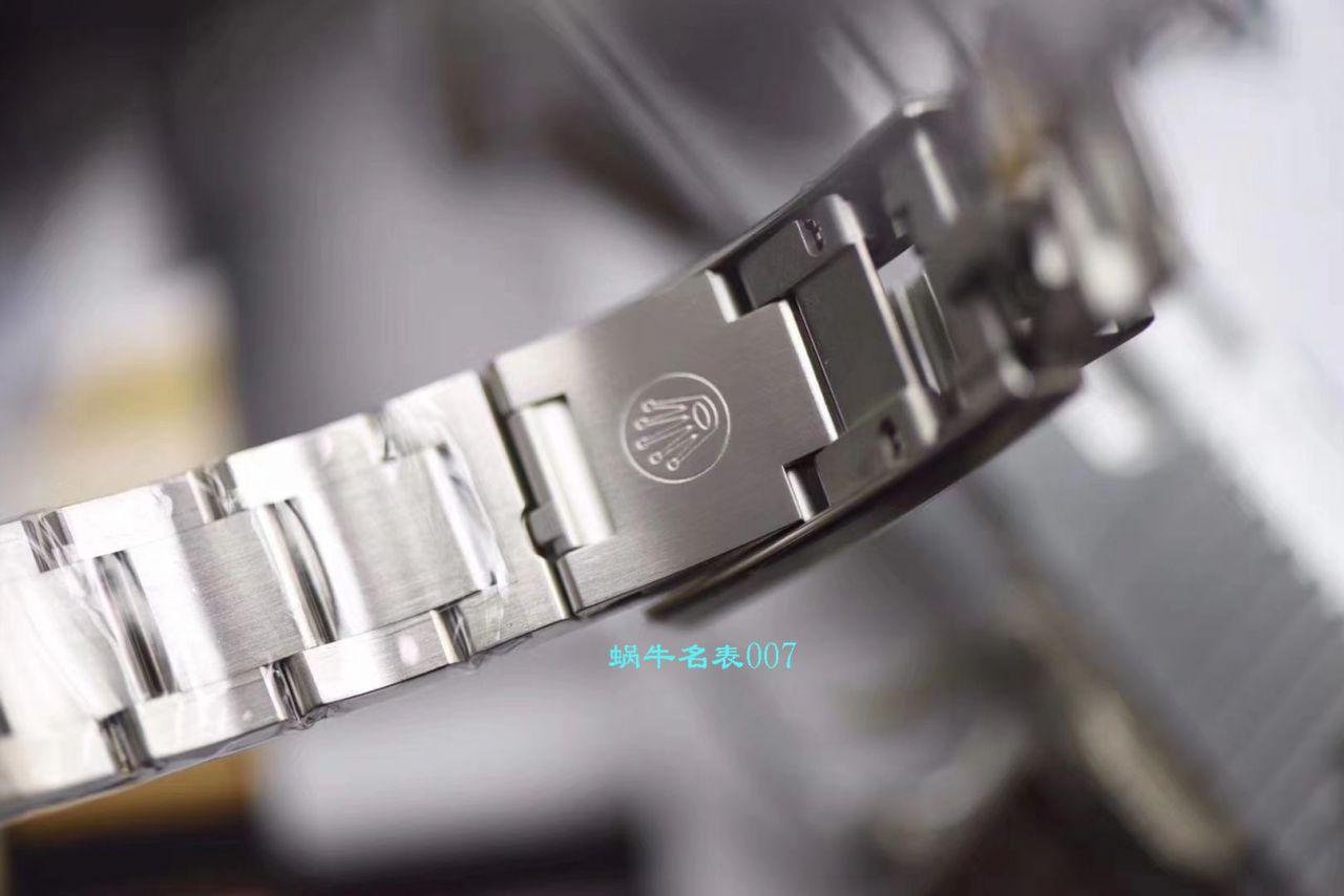【AR厂复刻超级904L精钢渐变蓝鬼王手表】劳力士海使型系列116660-98210 蓝盘腕表