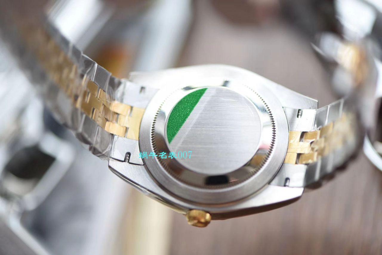 【EW厂Rolex仿表】劳力士日志型系列m126333-0014腕表