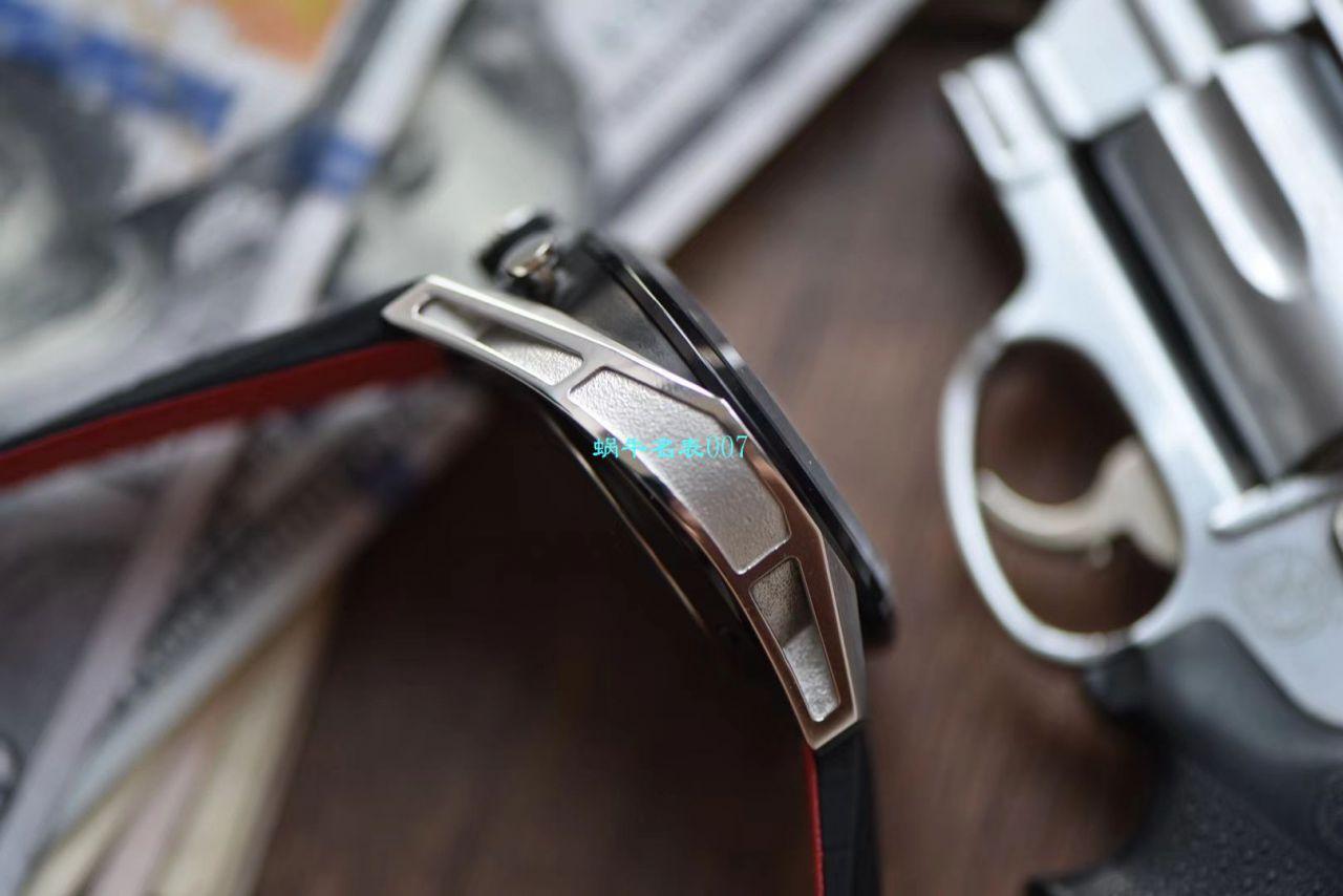 【视频评测V6厂泰格豪雅复刻表】泰格豪雅级卡莱拉赛车限定版CAR2C11.FC6327腕表 / TG079