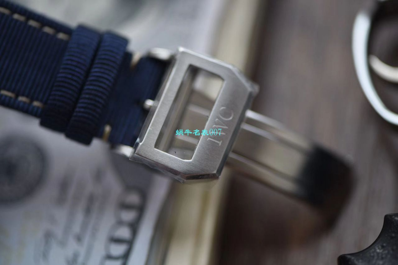 【视频评测YL厂万国葡计复刻手表】万国宝嘉尔特别版葡萄牙系列IW3711492腕表