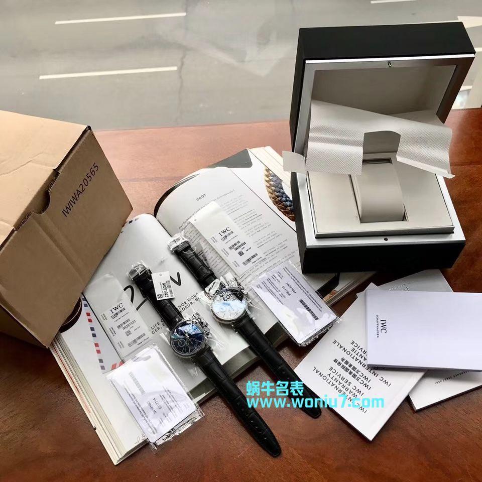 【视频评测渠道原单】IWC万国表柏涛菲诺系列IW391008腕表