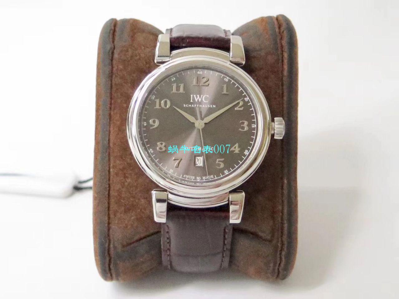 【TW厂IWC复刻仿表】IWC万国表达文西系列IW458309,IW458312,IW356601腕表