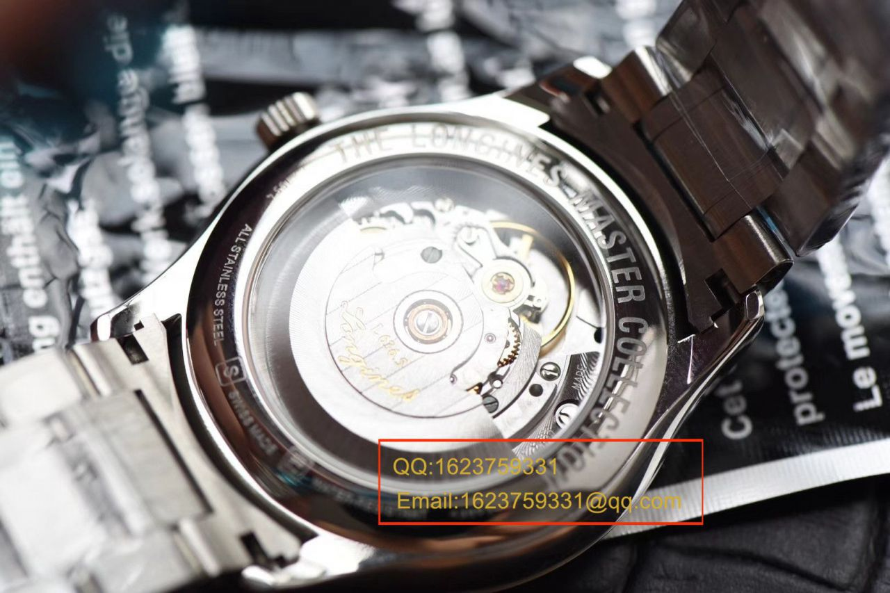 【视频评测KZ厂Longines复刻表】浪琴名匠系列L2.755.4.78.6、L2.755.4.78.3腕表