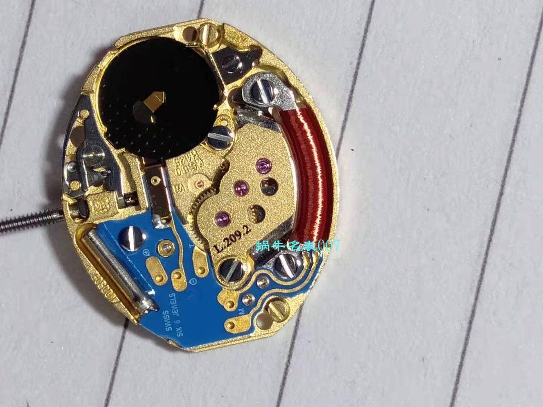 【渠道原单】浪琴优雅系列L4.209.1.92.7腕表