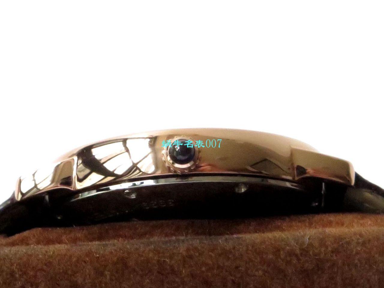【A8厂SOLO复刻表】卡地亚RONDE DE CARTIER系列W2RN0008,WSRN0021,WR000551腕表