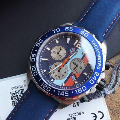 【渠道原单】泰格豪雅F1系列CAZ101N.FC8243腕表