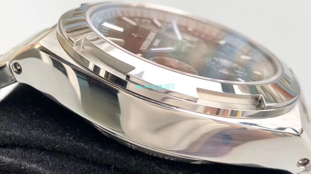【8F厂Vacheron Constantin超A高仿手表】江诗丹顿纵横四海系列5500V/110A-B147腕表