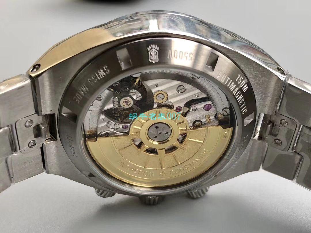 【PF厂Vacheron Constantin顶级精仿手表】江诗丹顿纵横四海系列5500V/110A-B075腕表