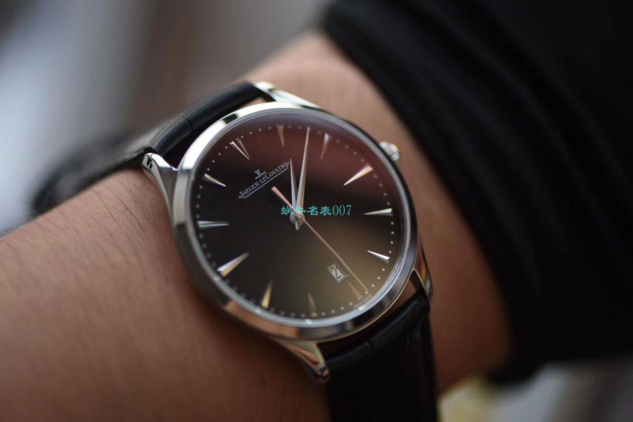 ZF厂超薄臻品【极简主义 超薄设计】顶级复刻积家Jaeger-LeCoultre超薄大师手表