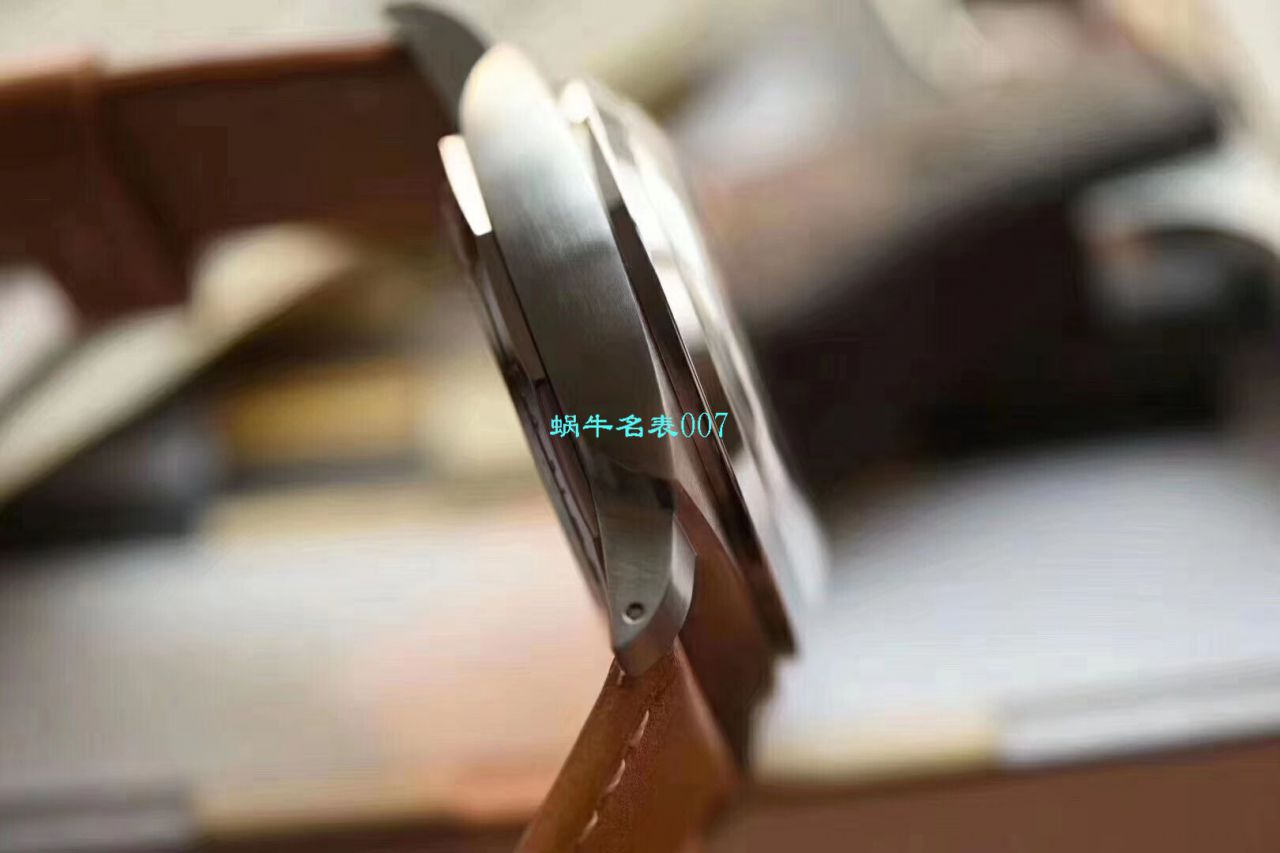 【视频评测XF厂顶级复刻手表】Panerai沛纳海特别版腕表系列PAM00127腕表