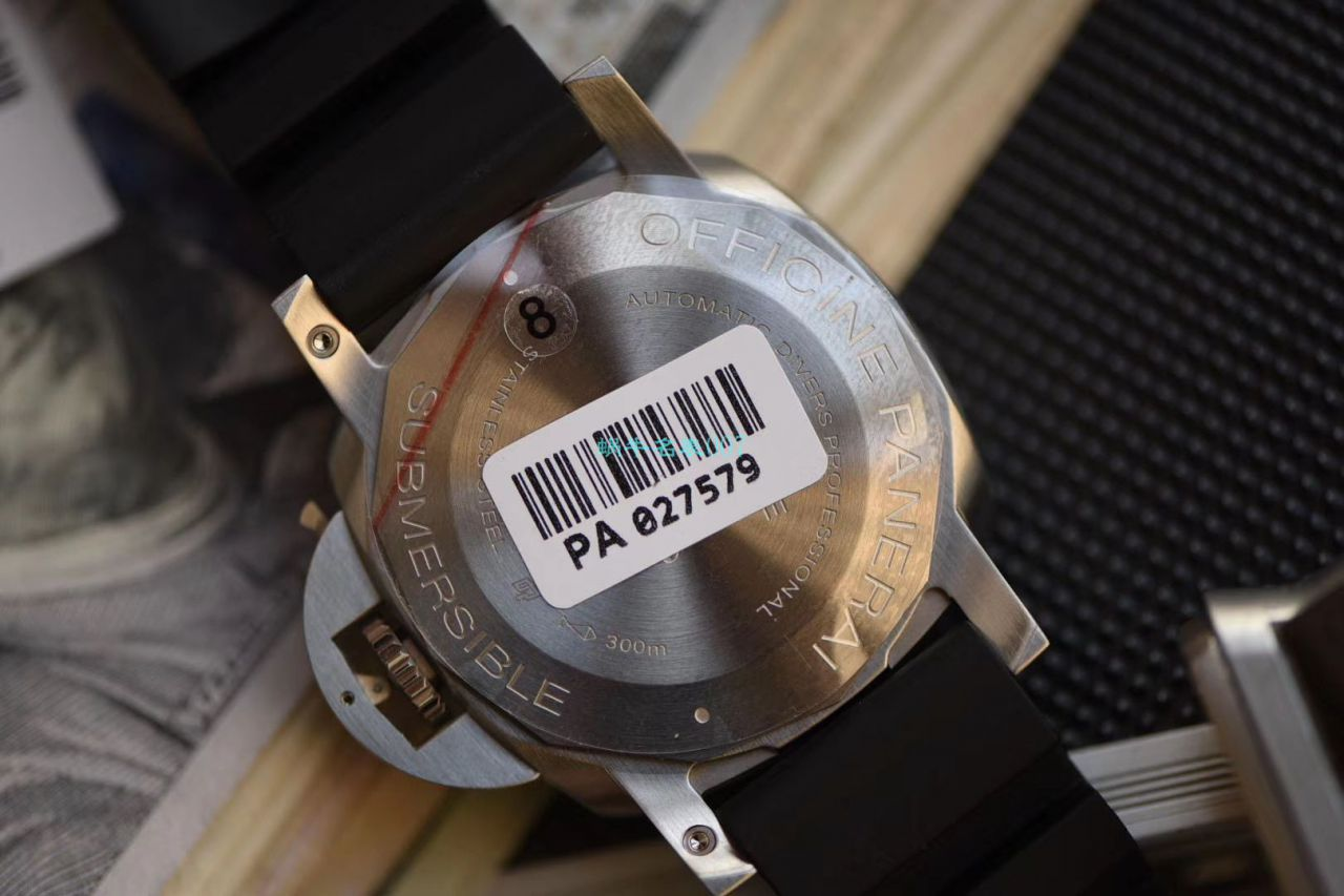 【VS厂顶级复刻表42毫米亚洲手腕】沛纳海SUBMERSIBLE 潜行系列PAM00683腕表