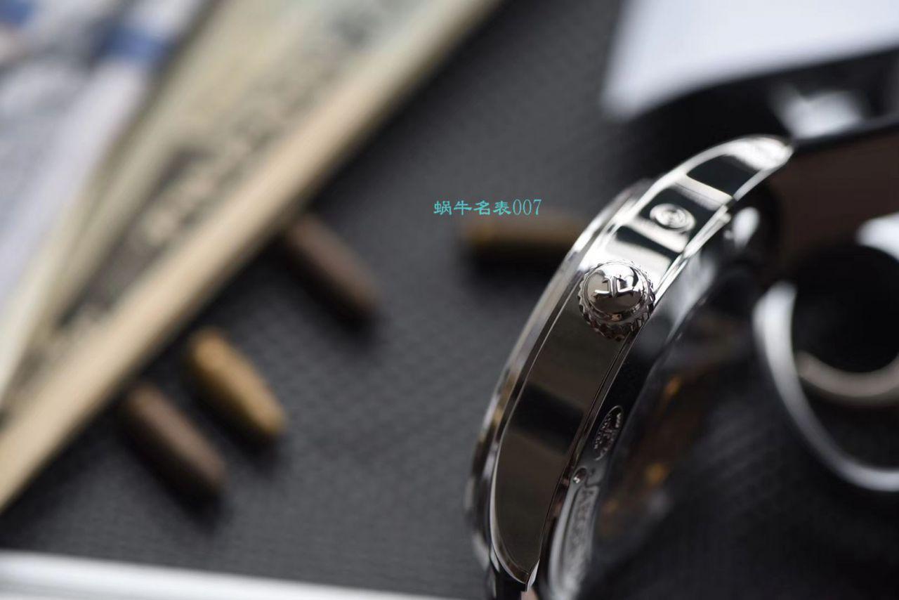 【视频评测ZF厂积家复刻表】积家大师系列地理学家1422521腕表 / JJ156