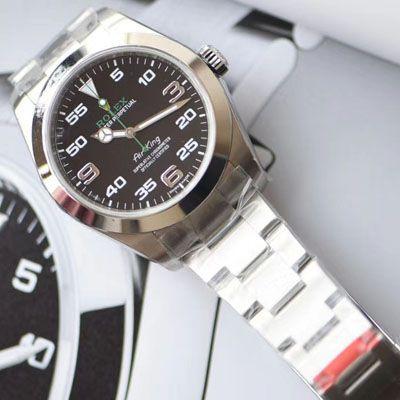 【N厂顶级复刻Air King手表】劳力士空中霸王型系列116900-71200腕表价格报价