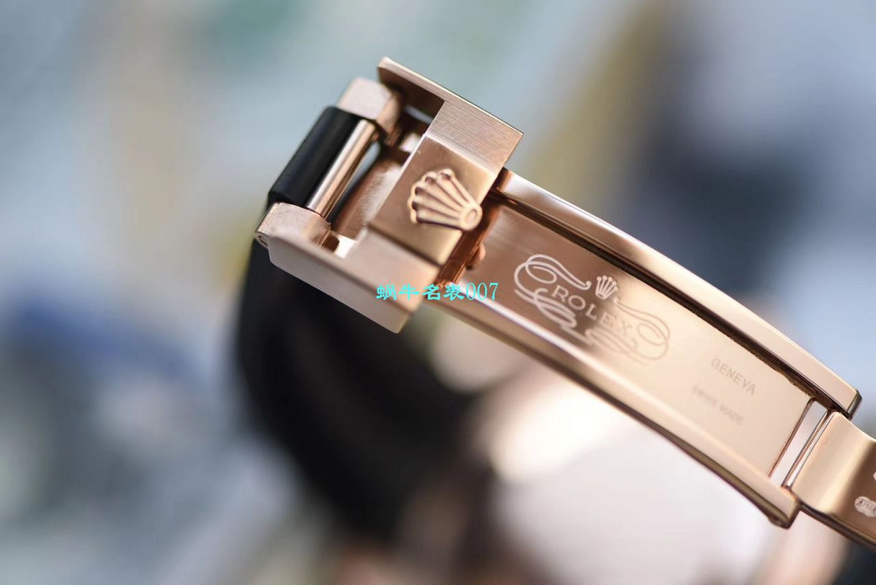 【DJ厂Rolex糖豆超A高仿手表】劳力士游艇名仕型系列116695SATS腕表