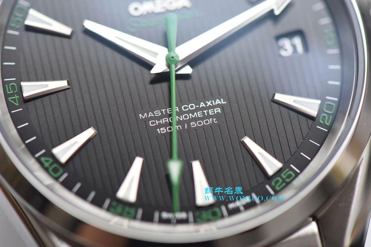【视频评测VS厂OMEGA海马150】欧米茄海马系列231.10.42.21.01.004腕表