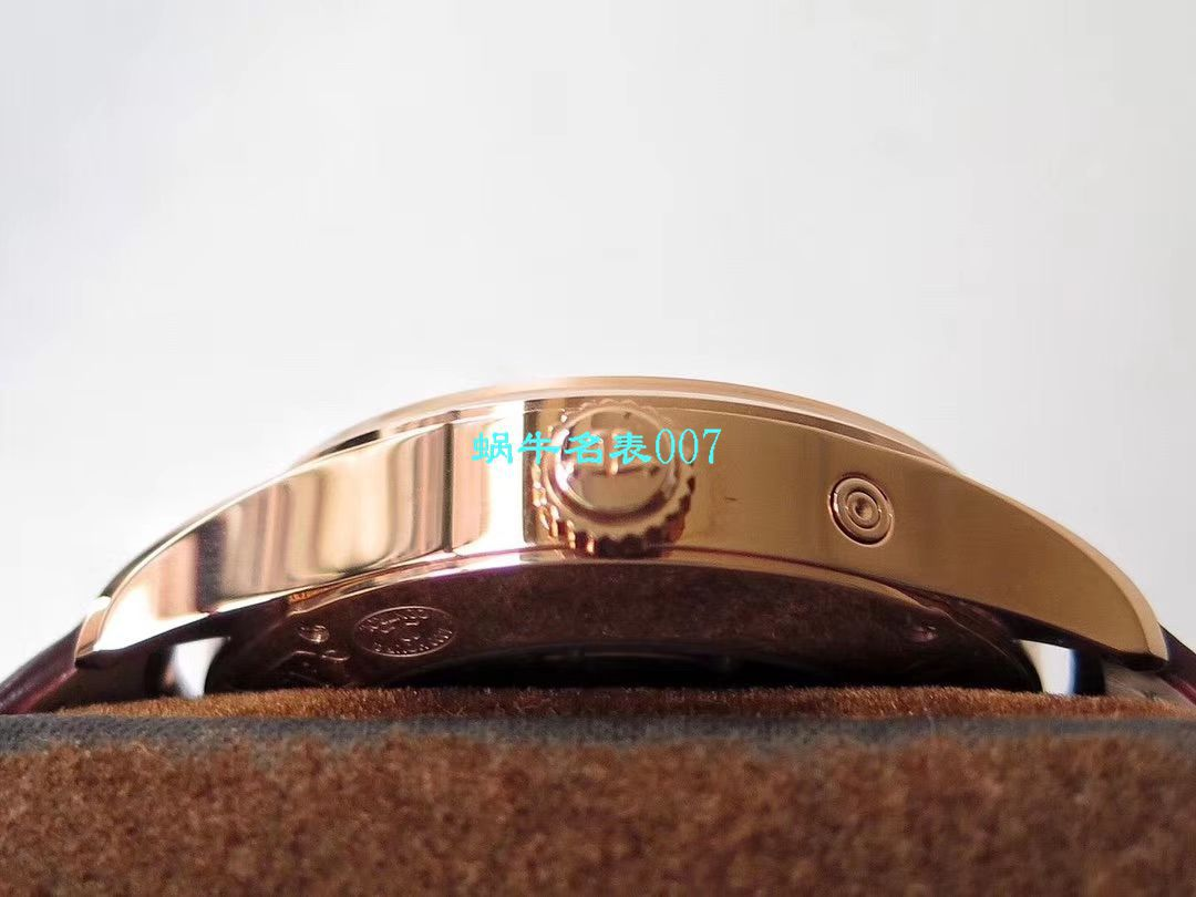 【视频评测ZF厂积家复刻表】积家大师系列地理学家1422521腕表