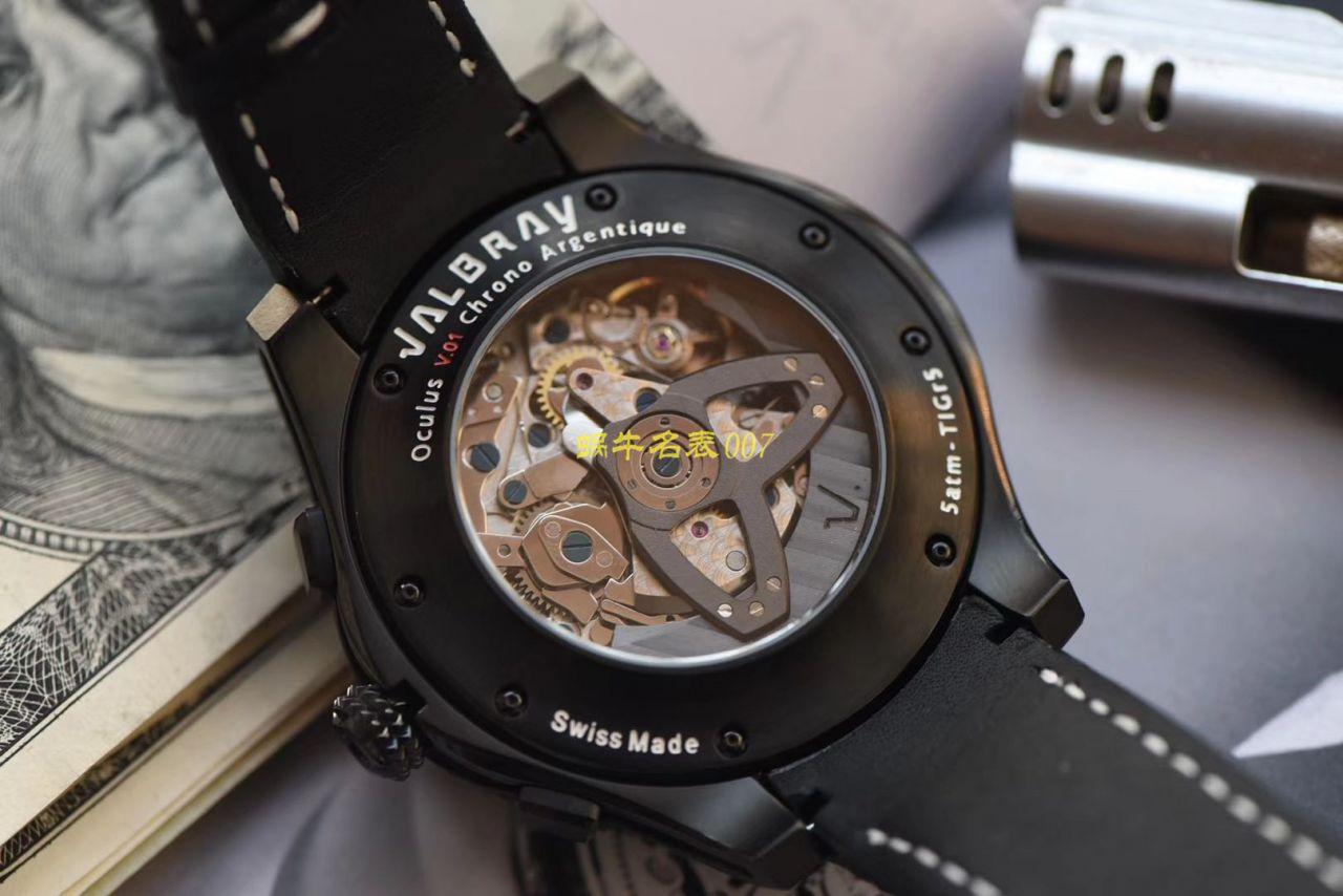 【TANK厂超A高仿手表】徕卡100周年纪念 特别版EL1 Chronograph腕表