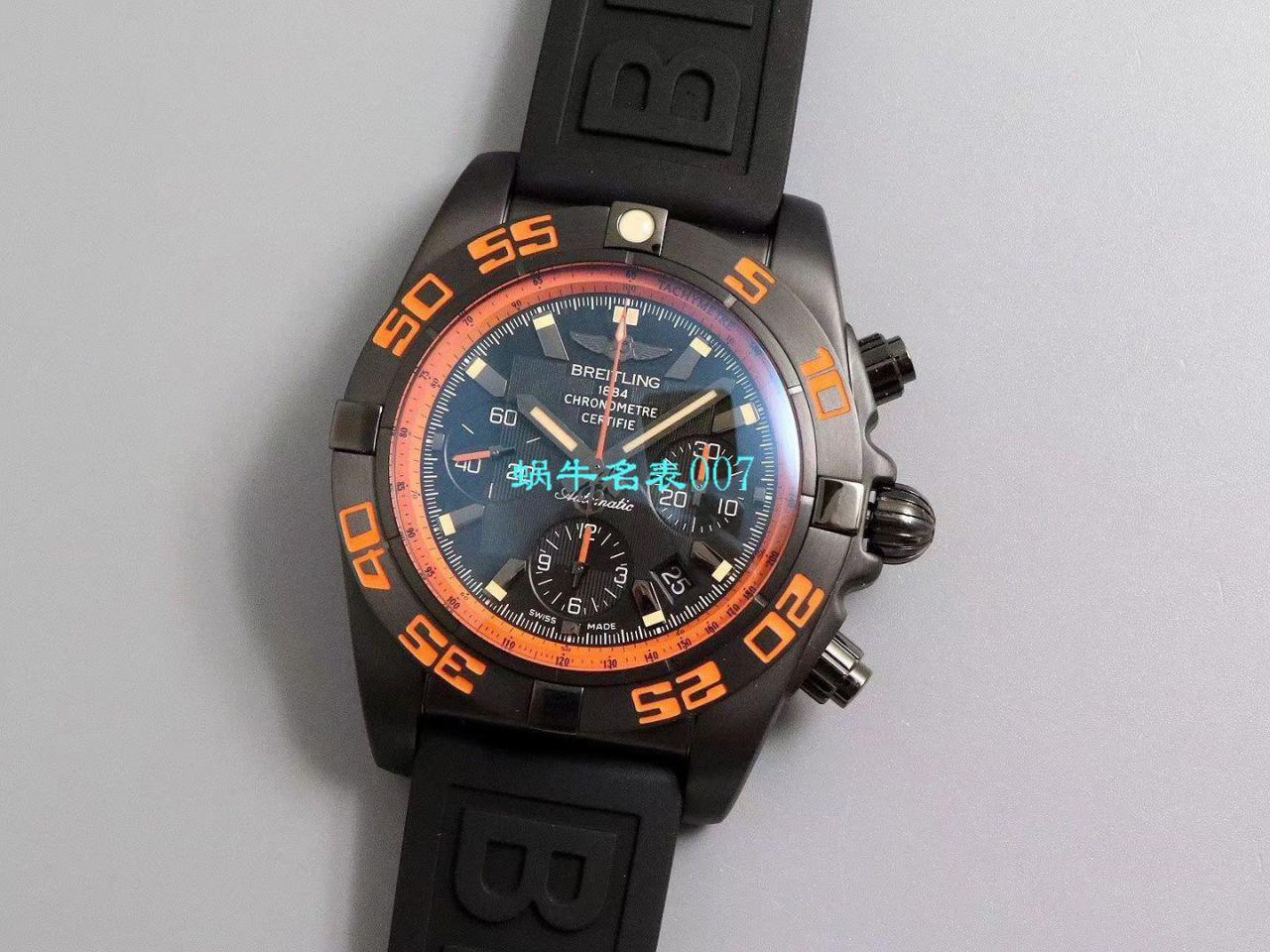 【GF一比一超A高仿手表】百年灵机械计时系列MB0111C3|BE35|253S|M20DSA.2腕表