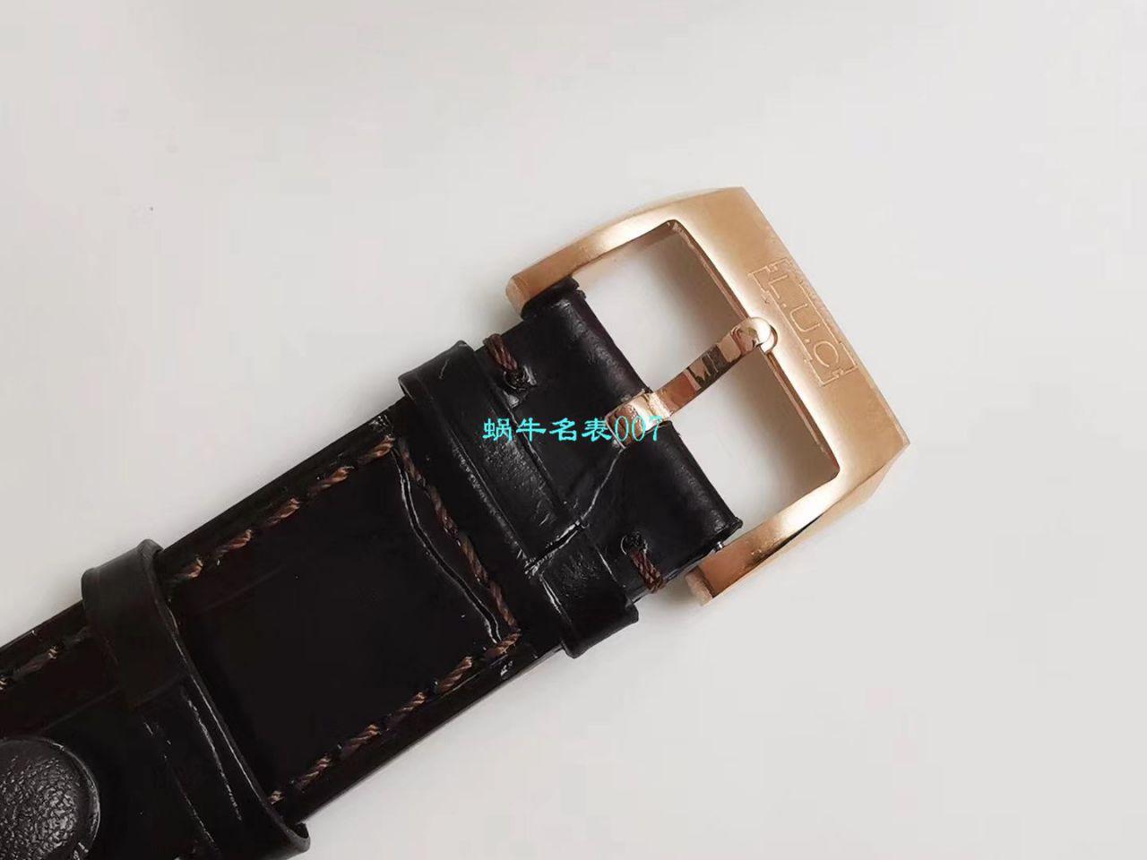 【LUC厂Chopard复刻手表】萧邦L.U.C系列L.U.C THE TRIBUTE系161923-1001腕表与怀表一体腕表