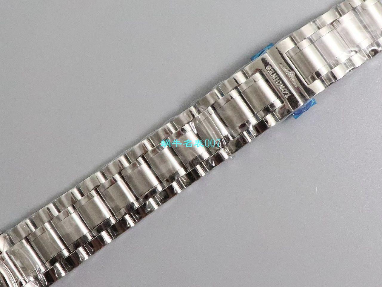 【V9厂超A高仿手表】浪琴名匠系列L2.793.4.57.6腕表 / L130