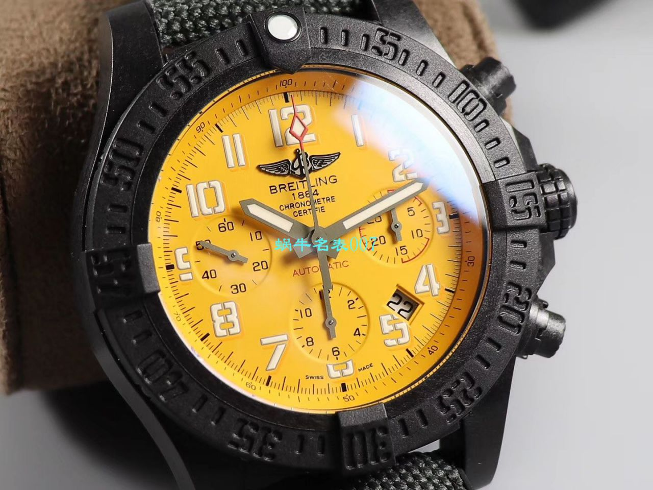 【GF厂官网复刻手表】百年灵复仇者飓风系列XB0180E4.BF31.284S.X20D.4腕表