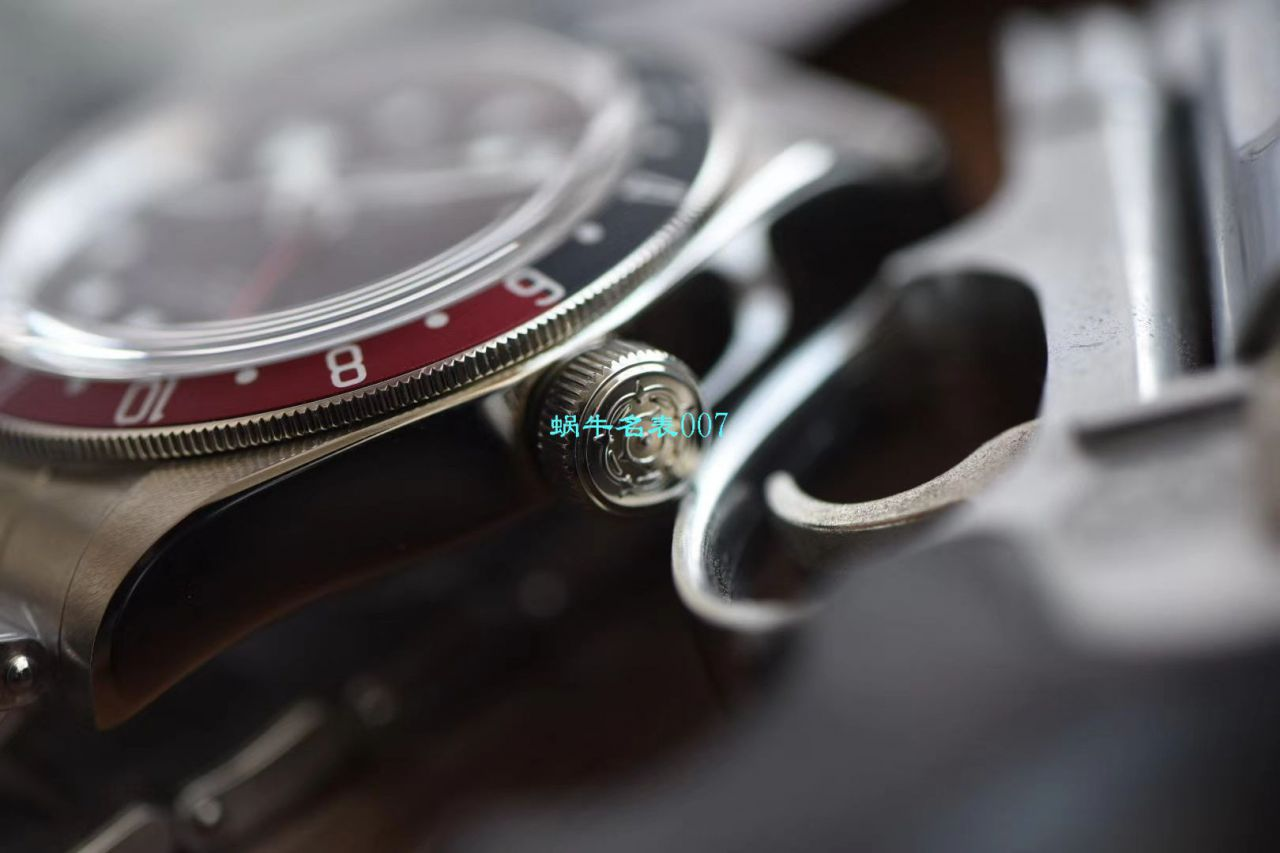 "【zf厂的帝舵怎么样,什么厂最好】帝舵碧湾格林尼治型""红蓝""M79830RB-0001腕表 / DT067"