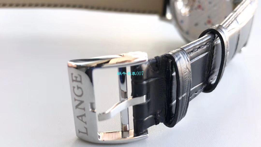 【LH厂官网精仿手表V2版本陀飞轮】朗格1815 TOURBILLON系列 730.032腕表