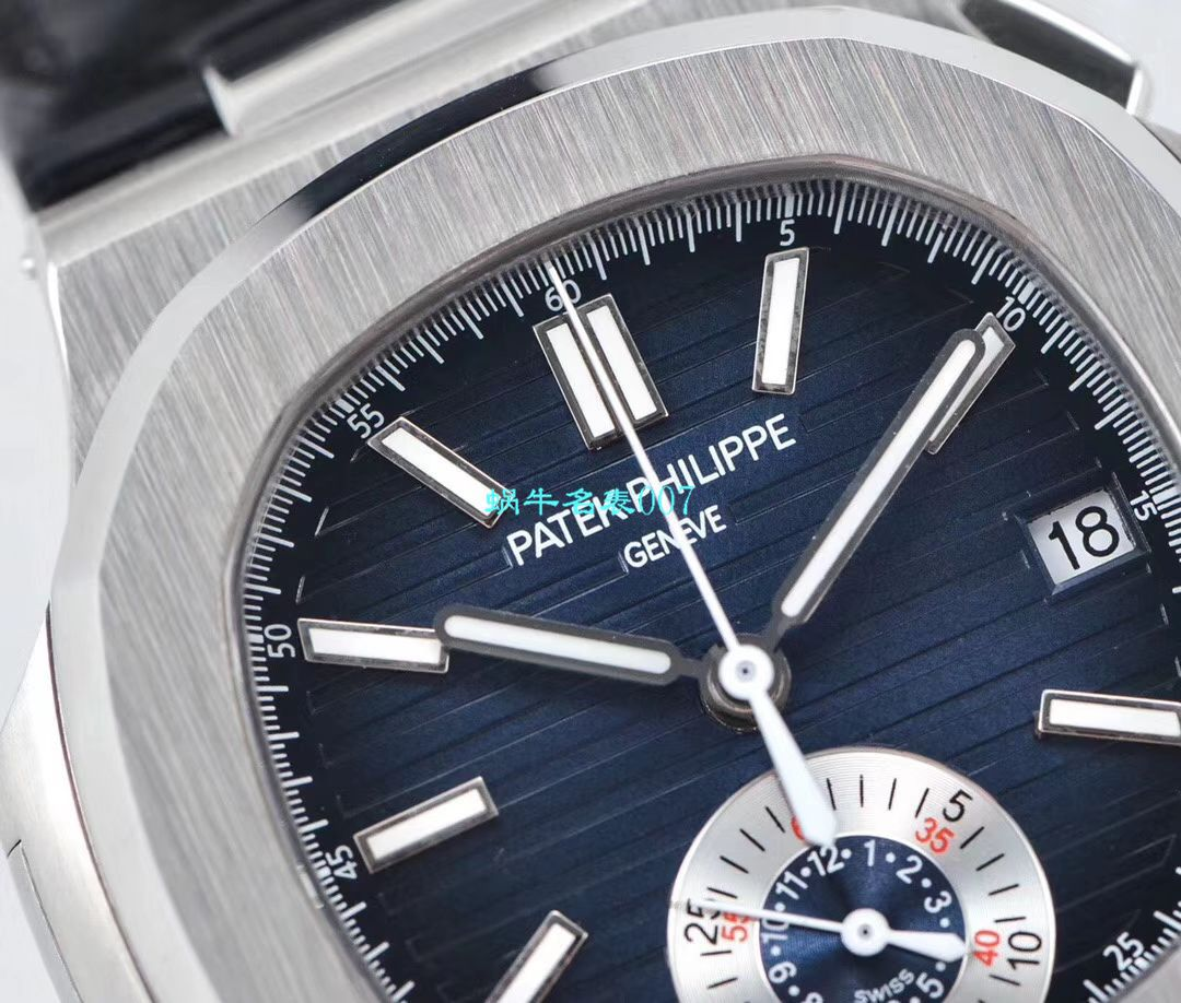 【TW厂超A精仿手表】百达翡丽鹦鹉螺5980/1AR-001,5980R-001,5980/1A-014腕表