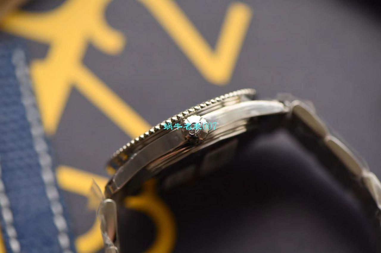 【视频评测KOR厂Breitling超A高仿手表】百年灵38MM航空计时1系列A17325241B1A1腕表