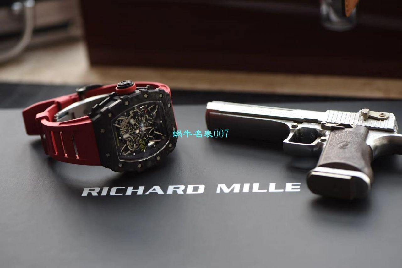 """【视频评测KV厂官网""""V3""""升级版 】RICHARD MILLE理查德米勒RM 35-02腕表"""