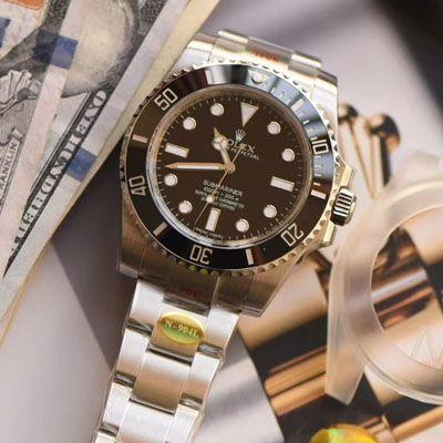 【视频评测N厂V10版本无历黑水鬼价格】劳力士Rolex潜航者型系列114060-97200 腕表价格报价