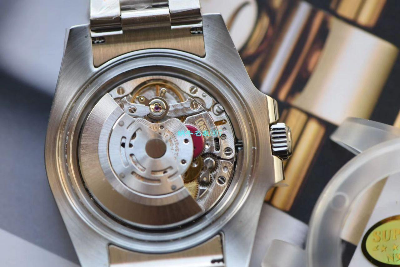 【视频评测N厂V10版本无历黑水鬼价格】劳力士Rolex潜航者型系列114060-97200 腕表